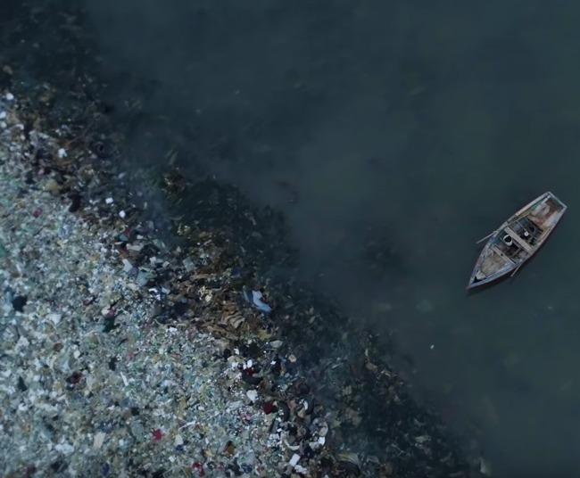 Über 300 Millionen Verpackungsfolien und Müll landen jährlich im Meer